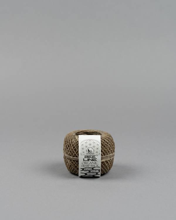 Hemp Wick Ball