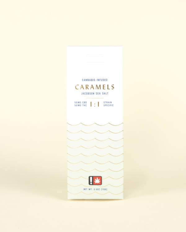Jacobsen Sea Salt Caramels