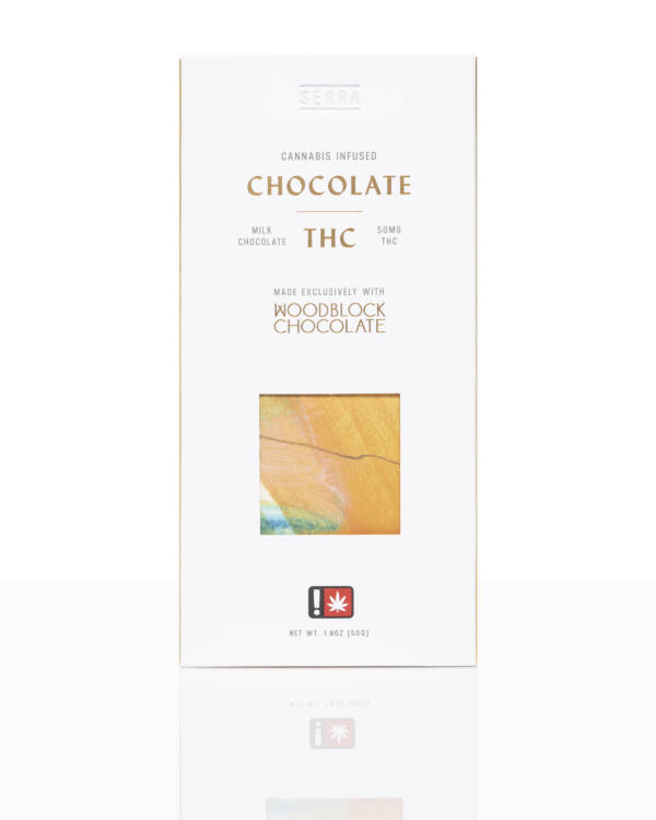THC Milk Chocolate